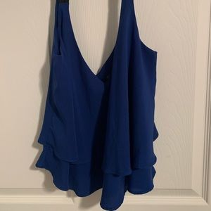 ZARA Top in blue